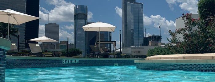 Marriott Marquis Houston is one of Locais curtidos por Charles.