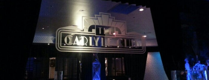Carlyle Club is one of DC Area Live Music Venues.
