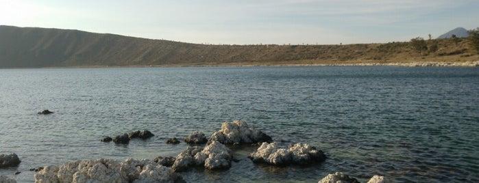 Laguna de Alchichica is one of Jennice'nin Kaydettiği Mekanlar.