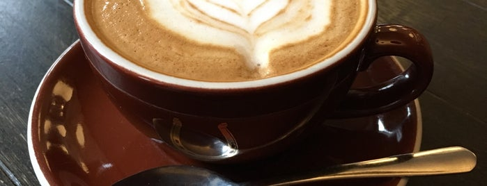 Stumptown Coffee Roasters is one of NYC Coffee.