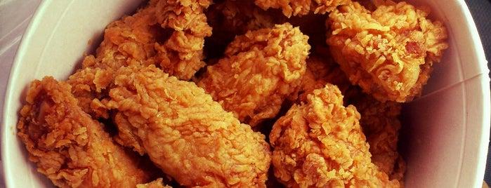 KFC is one of Taia'nın Beğendiği Mekanlar.