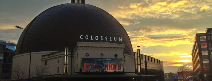 Colosseum Kino is one of Lieux qui ont plu à Kei Grieg.