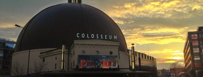 Colosseum Kino is one of สถานที่ที่ Kei Grieg ถูกใจ.