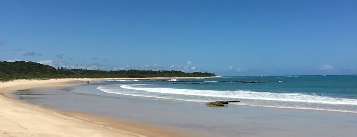 Praia de Itapororoca is one of Orte, die Dade gefallen.