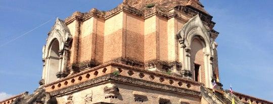 Wat Chedi Luang Varavihara is one of Trips / Thailand.