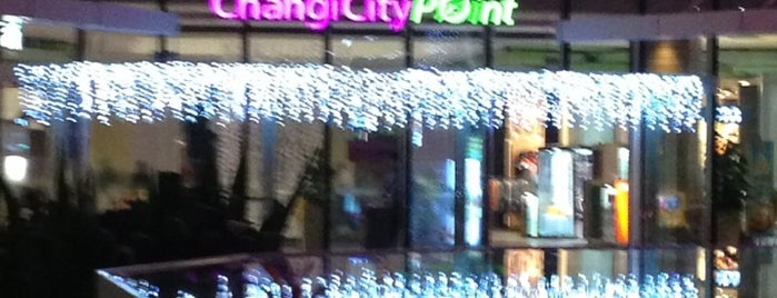 Changi City Point is one of Retail Therapy Prescriptions SG.