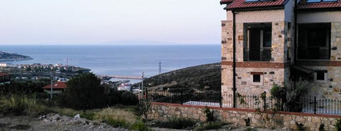Karaburun Iskele is one of Ege'nin adı pek duyulmamış saklı köyleri.