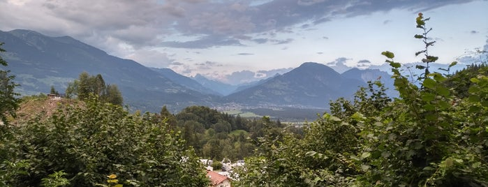 Alpencamping Nenzing is one of Posti che sono piaciuti a Steffen.