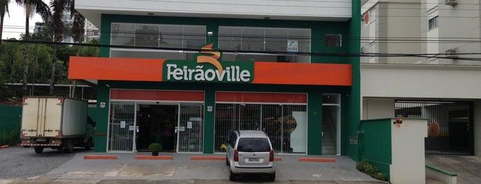 Feirão Ville Comércio Hortifruti Granjeiro is one of Lieux qui ont plu à Roy.