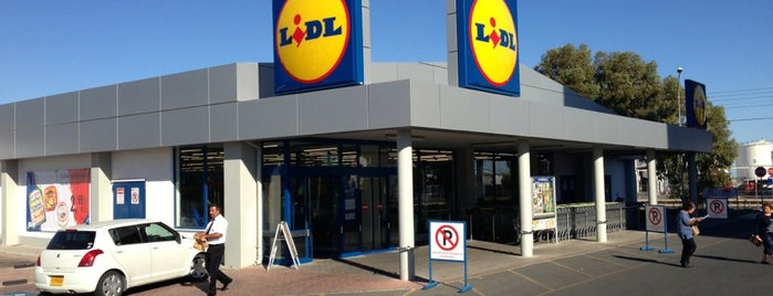 Lidl is one of Begoさんのお気に入りスポット.