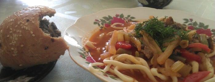 Долина Халал Узбекская кухня is one of Locais salvos de Ирэн.