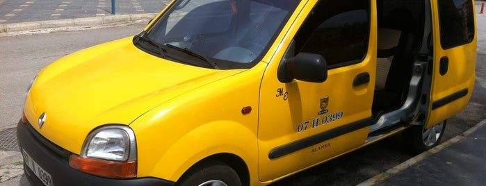 Hacet Taxi is one of Yunusさんのお気に入りスポット.