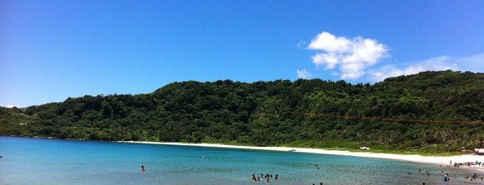 Pagudpud Beach is one of Philippines.