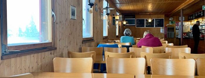 Bergrestaurant Gimmelen is one of Euro 2017.