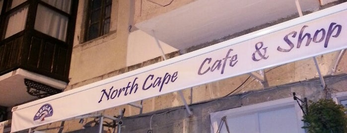 North Cape Cafe is one of Posti che sono piaciuti a Tunç.