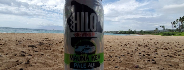 Maluaka Beach is one of Maui places to check out.