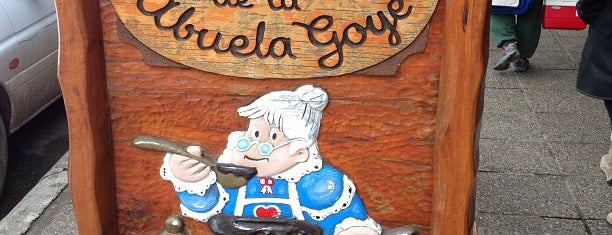 Abuela Goye is one of Lugares favoritos de Maria Laura.