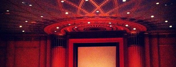 Rackham Auditorium is one of Ann Arbor.