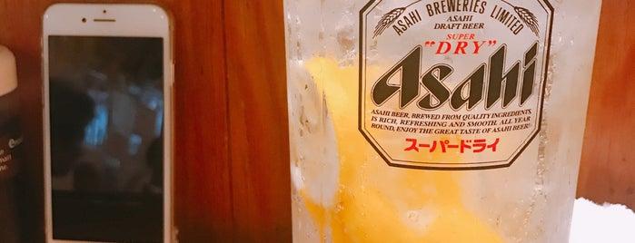 やきとん あさちゃん 赤羽店 is one of 旨い焼鳥もつ焼きホルモン焼き2.