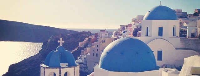 Oia is one of Place to See.