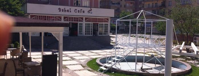Babel Cafe is one of gezmeler.