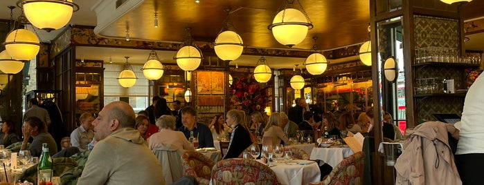 The Ivy Kensington Brasserie is one of International.