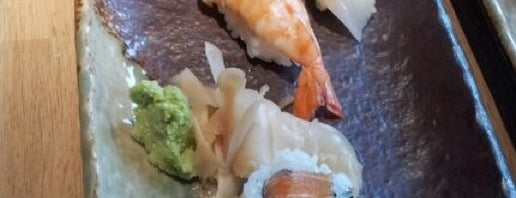 Dozo Sushi is one of Japan in London.