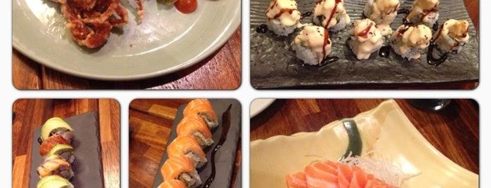Sushi Garden is one of Orte, die Leigh gefallen.