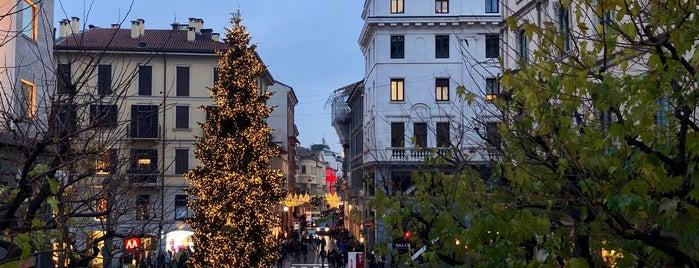 Quadrilatero della Moda is one of Milano.