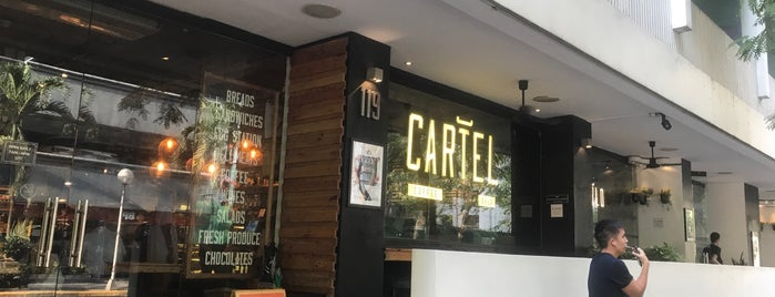 Cartel Coffee + Deli is one of Yanaさんのお気に入りスポット.