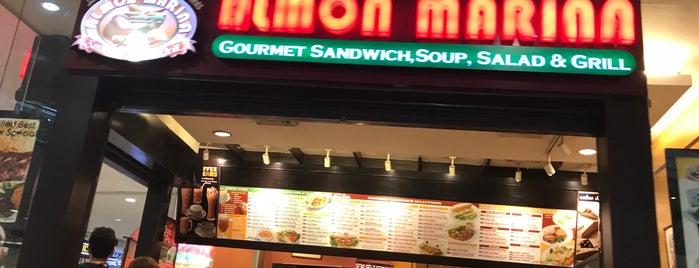 Almon Marina is one of Manila.