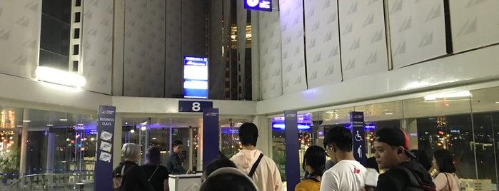 NAIA 2 Domestic Departure Area is one of Tempat yang Disukai Shank.