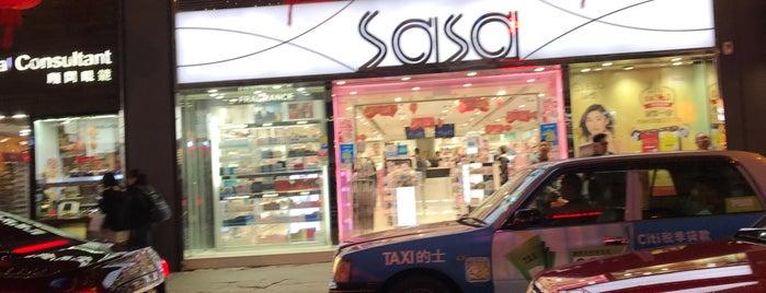 Sasa is one of Hong Kong.