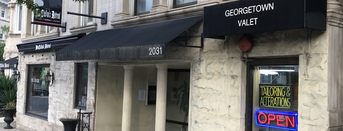 Georgetown Valet is one of Guide to Dupont Circle's Best Spots.
