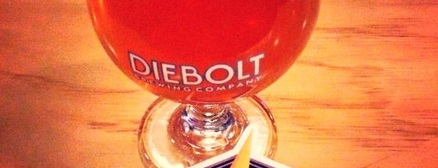 Diebolt Brewing Co. is one of New-to-me CO Breweries.
