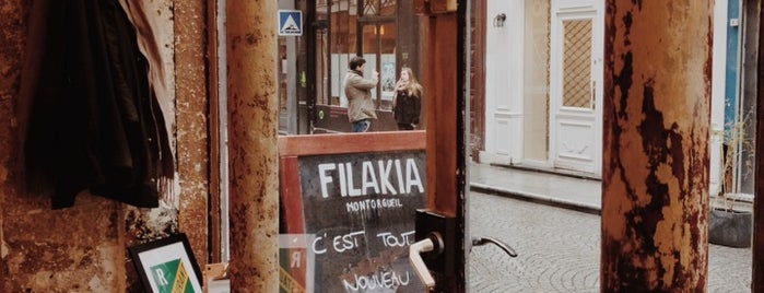 Filakia is one of Paris.