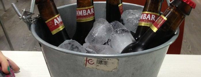 La cervecería is one of Recomendados.