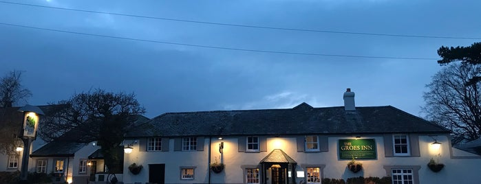 The Groes Inn is one of The Dog's Bollocks' North Wales.