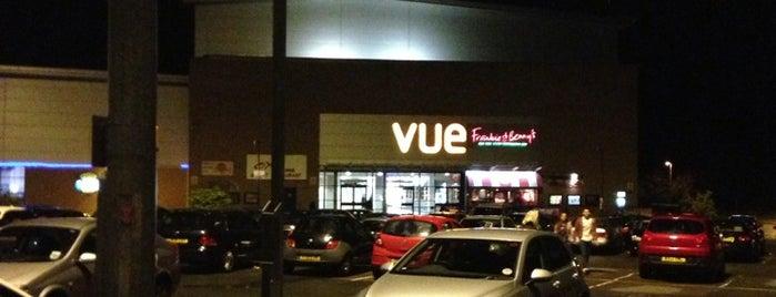 Vue is one of Tempat yang Disukai Barry.