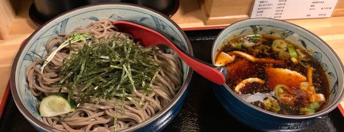 つけ蕎麦 BONSAI たちきた is one of Orte, die soranyan gefallen.