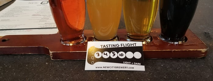 New City Brewery is one of New England Breweries.