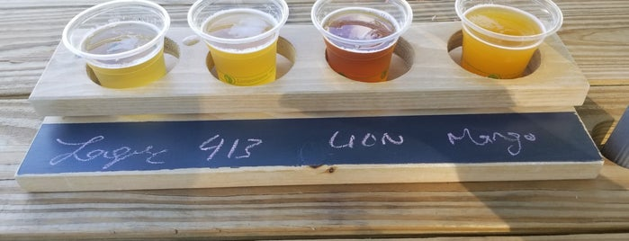Big Elm Brewing is one of New England Breweries.