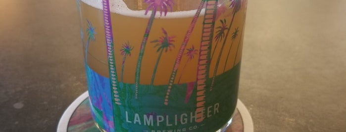 Lamplighter Brewing Co. is one of Boston.