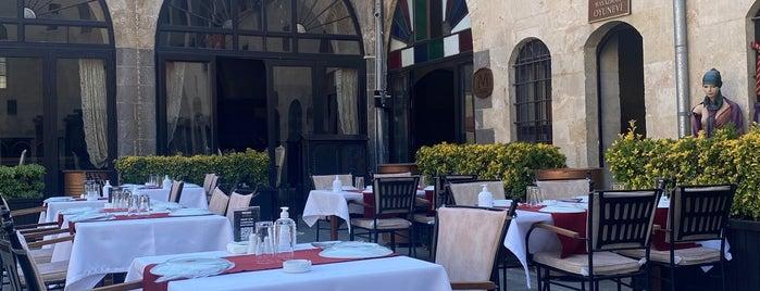 Bayazhan Restaurant is one of GÜNEYDOĞU GURME MEKANLARI.