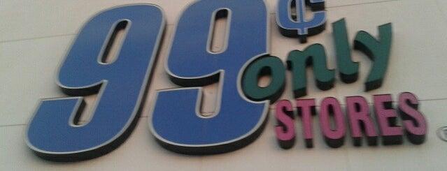99¢ Only Store is one of Tempat yang Disimpan Naveen.