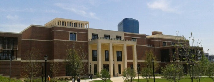 George W. Bush Presidential Center is one of Dallas, Texas.