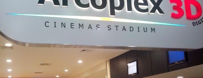Cinemas Arco Íris is one of Lugares favoritos de Helano.