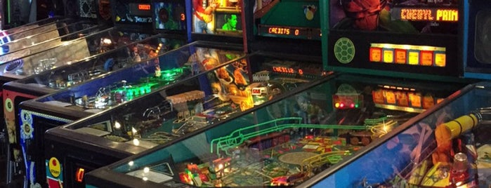 Arcadia: America's Playable Arcade Museum is one of Pinball Destinations.