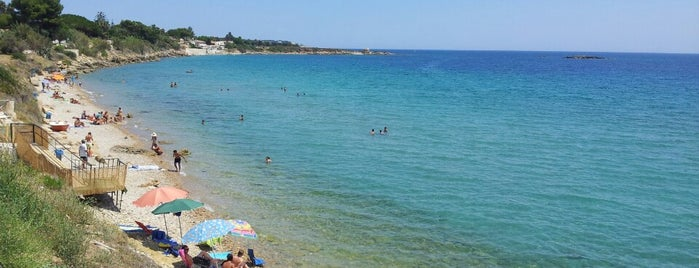Lido Arenella is one of Sicilya.