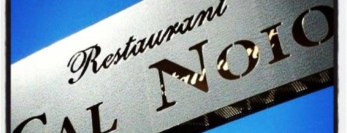 Restaurante Cal Noio is one of Barcelona.